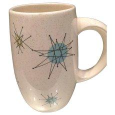Franciscan Starburst Large Mug 1950's