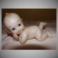 Head in Hand Kewpie Baby - b21