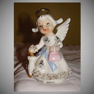 Lefton August Birthday Angel #AR1987