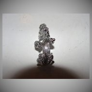 Gerry's Dancing Poodle Pin - Free Shipping