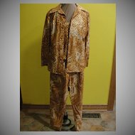 Tiger Print ''Utopia'' Three piece lounge/Pant suit