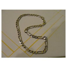 Figaro 3 plus 1 Necklace - Free shipping