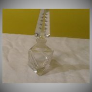 Pagoda Stopper Perfume Bottle - b31