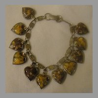 You Gotta Have Heart Charm Bracelet - Free shipping