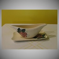RedWing Lexington Mid-century Gravy Bowl and Liner