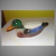Ungemach Mallard Duck Decoy Planter #442 - b27
