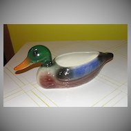 Ungemach Mallard Duck Decoy Planter #442 - b27
