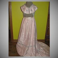 Belle of the Ball - Cotillion - Debutante - Prom - Quinceanera Skirt with Train and Bolero Jacket
