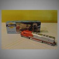 Athearn HO Santa Fe Locomotive  Engine #5944 - b30