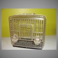 It's for the Birds Thermoplastic Bird Cage