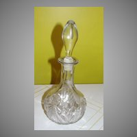 Fan-dango Glass Decanter - b38