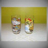 ''The Great Muppet Caper 1981 McDonald Glass - b40