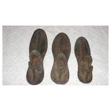 Three Feet Makes a Yard Foot Lasts - b42