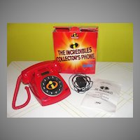 Incredibles SBC Telephone - b29
