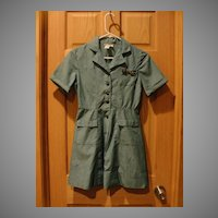 Official Girls Scout 100% Cotton Uniform