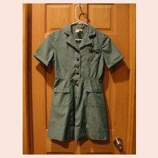 Official Girls Scout 100% Cotton Uniform