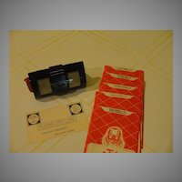 Tru=vue Stereo Viewer w/5 cards - b39