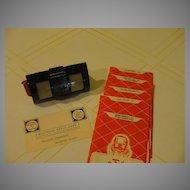 Tru=vue Stereo Viewer w/5 cards - b39