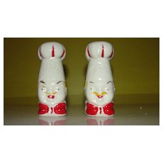 Chef Pierre Salt and Pepper Shakers