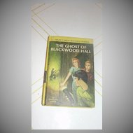 Nancy Drew Mystery Stories #25 The Ghost of Blackwood Hall by Carolyn Keene