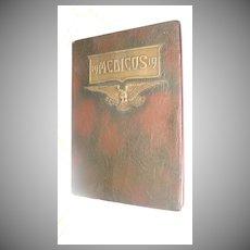 Medicos Loyola University School of Medicine 1919 Yearbook