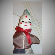 Clown Face Doll - b54