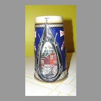 Budweiser ''Harness'' 1988 Stein CS94 - b50