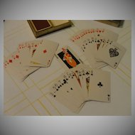 Monogrammed DBR Playing Cards - b49