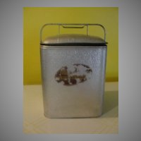 Magikooler Mid-century Insulated Metal Cooler