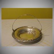 Gorham Silver Candy/Bon-Bon Dish