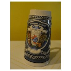 Chicago-land, you've got style Old style 1982 Stein