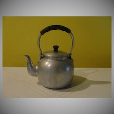 Polly Put the kettle On Aluminum Tea Pot