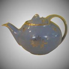 Hall Hook Lid Cadet Tea Pot 0749 - b136