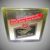 Miller High Life Beer Mirror - Bar Mirror