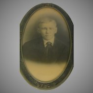 Who's Your Great-granddaddy Photo Portrait in Oval frame