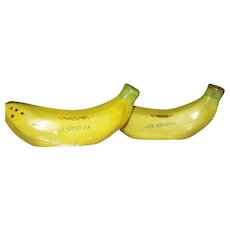 Going Bananas Salt and pepper shakers