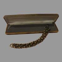 Florenza Silver tone Bracelet - free shipping