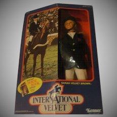 Sarah Velvet Brown Kenner International Velvet Doll - b154