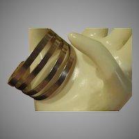 Split Shank Cuff Bracelet - Free shipping