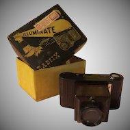 ''Illuminate'' Zadiix Royal deluxe 35mm Slide strip Viewer - b 55