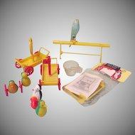 Tweedy's Personal Gym Bird Cage accessories #2 - b59