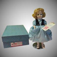 Madame Alexander Goldilocks #1520 Doll In Box