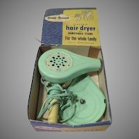 Handy Hannah Hair Dryer in Box - b173