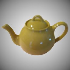 Mellow Yellow Lipton's Tea Pot - b65 - b209