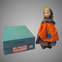 Madame Alexander Poor Cinderella # 1540 Doll in Box