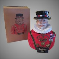 Stiff Upper Lip Beefeater Gin Ice Bucket - MIB - g