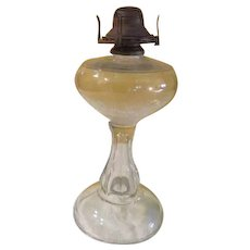 Kerosene Hurricane Lamp Base - b172