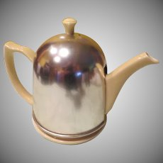 Hall Teapot with Metal Tea Cozy - b186