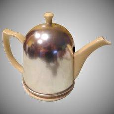 Hall Teapot with Metal Tea Cozy - b186