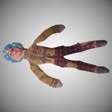 Ralston Purina Wizard of Oz Scarecrow Doll - b187